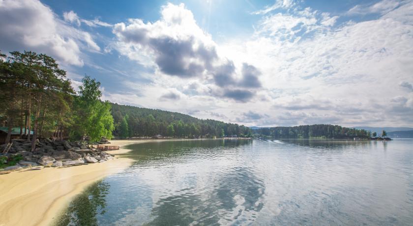 Pogostite.ru - Золотой Пляж | г. Тургояк | Озеро Тургояк | Бассейн | #2