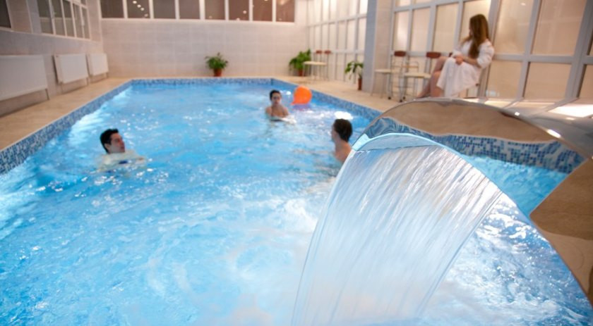 Pogostite.ru - ЭЛИТА САНАТОРИЙ | г. Кисловодск | Лечение включено | СПА-комплекс | Бассейн #22