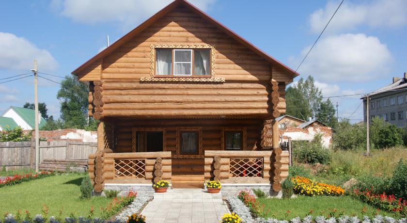 Pogostite.ru - Кошкин Дом | г. Мышкин | Ситцкий сад | Сауна | #2