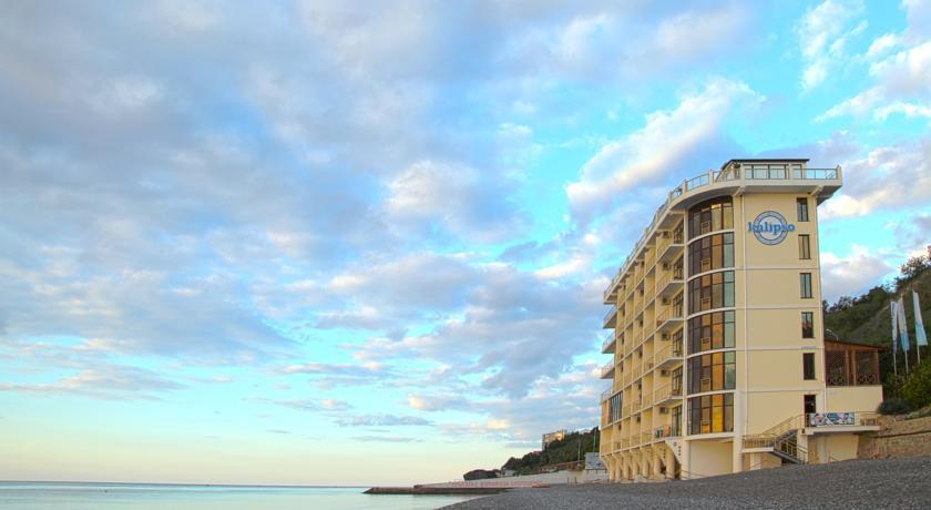 Pogostite.ru - Калипсо |  г. Алушта | Пляж | Сауна | #1