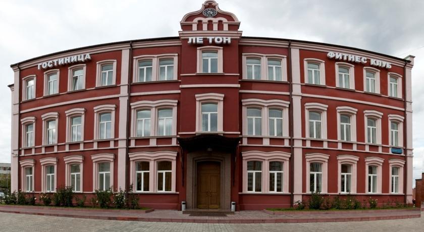 Pogostite.ru - ЛЕ ТОН Верхние Поля | м. Люблино | Парковка #3