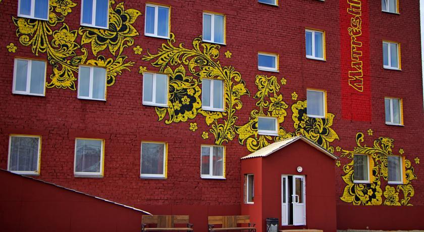 Pogostite.ru - МАТРЕШКА | г.ИРКУТСК | Иркутская соборная мечеть | Сауна | #1