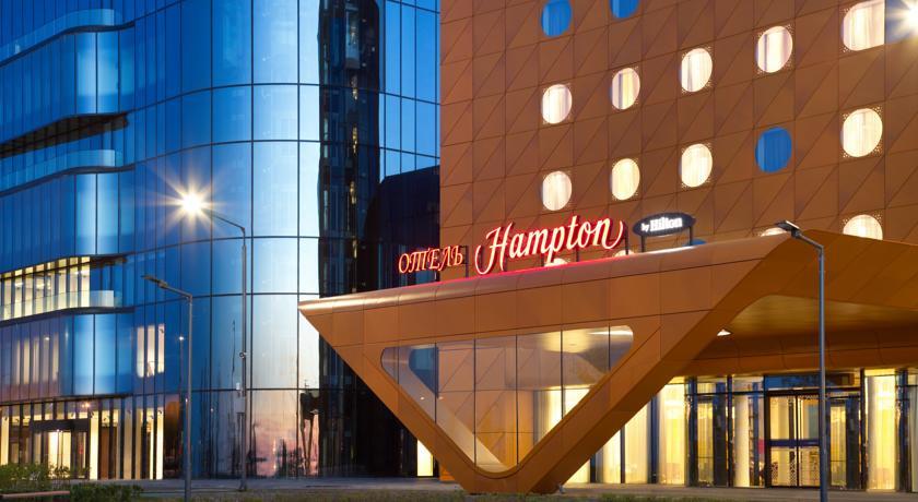 Pogostite.ru - Hampton BY Hilton Saint Peterburg ExpoForum #1
