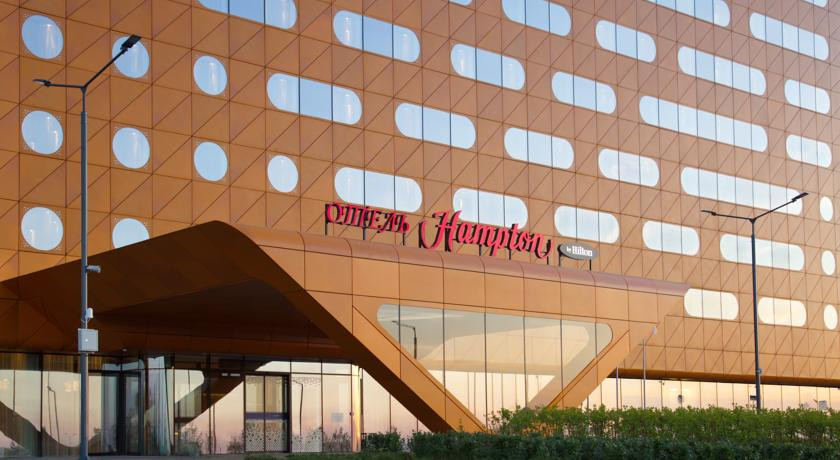 Pogostite.ru - Hampton BY Hilton Saint Peterburg ExpoForum #4