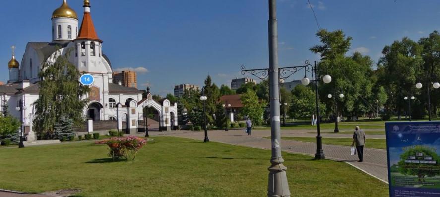 Pogostite.ru -  Юбилейный проспект, 12 | Реутов | Казанский храм | Катание на лыжах #2