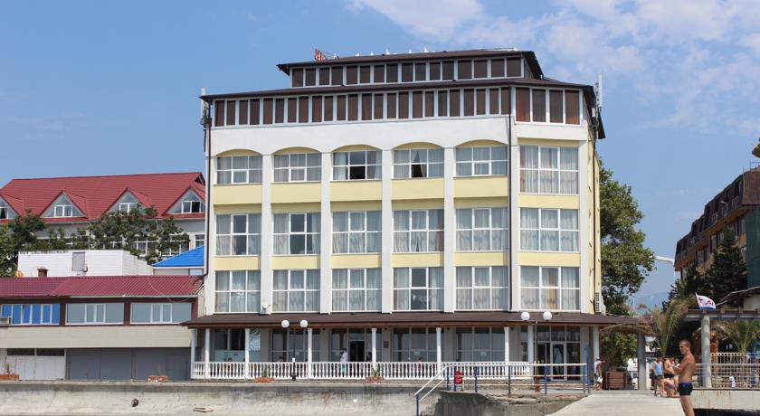 Pogostite.ru - Илиада   Адлер   Чёрное море   Пляж #1