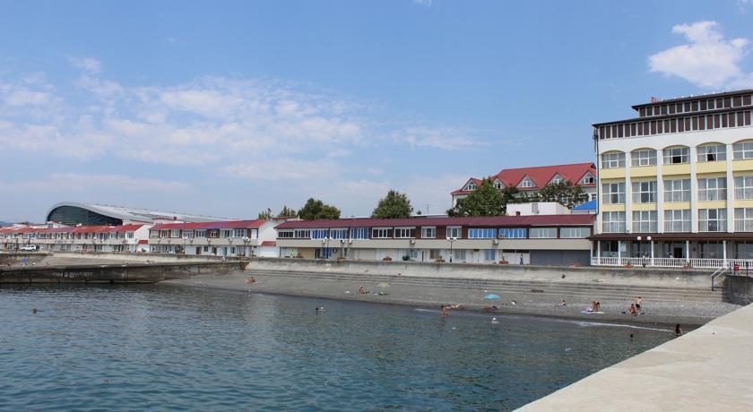 Pogostite.ru - Илиада | Адлер | Чёрное море | Пляж #6