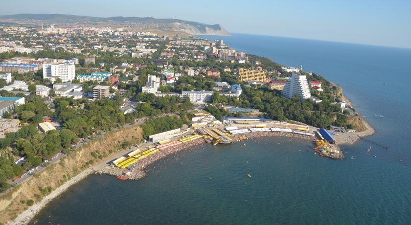 Pogostite.ru - Высокий Берег пансионат (г. Анапа, малая бухта) #8