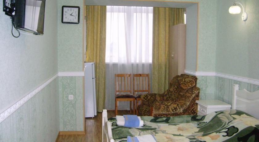 Pogostite.ru - Высокий Берег пансионат (г. Анапа, малая бухта) #28