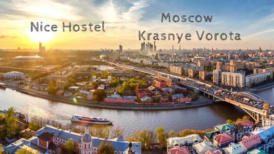 Pogostite.ru - Nice hostel Krasnye Vorota  | м. Красные ворота #1
