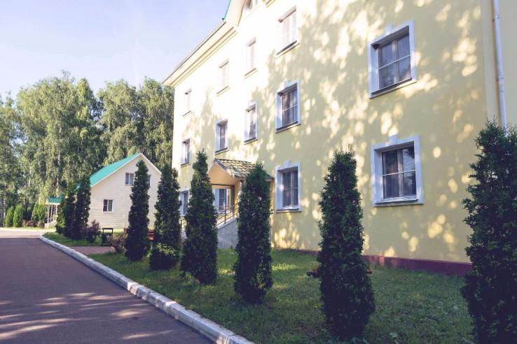 Pogostite.ru - ЛЕСНОЕ Отель Заповедник | г. Малоярославец | Киевское шоссе #14