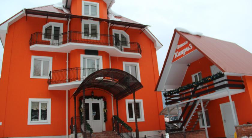 Pogostite.ru - Каприз | Домбай | р. Домбай-Ульген | Катание на лыжах | #4