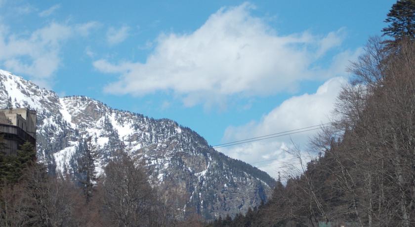 Pogostite.ru - Сокол | Домбай | р. Аманауз | Катание на лыжах | #4
