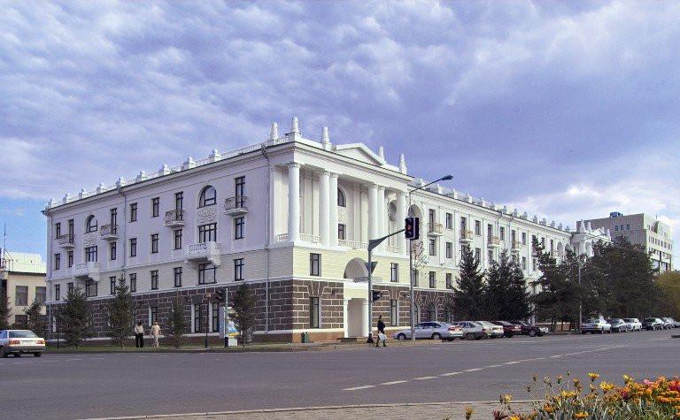 Pogostite.ru - ГРАНД ПАРК ЕСИЛЬ (г. Астана, Казахстан) #1