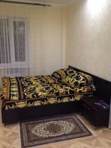 Pogostite.ru - Апартаменты Пихта 3   Домбай   Канал Алибек   Парковка   #2