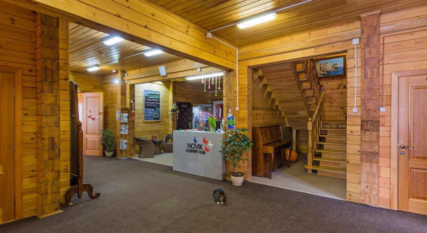 Pogostite.ru - Novik Country Club | Владивосток | о. Русский #4