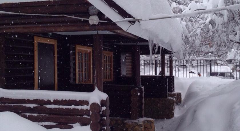 Pogostite.ru - Богдана | Домбай | р. Аманауз | Сауна #2