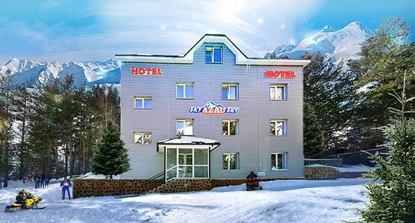 Pogostite.ru - Sky Azay   Терскол   Горнолыжный подъемник Эльбрус   Катание на лижах   #1