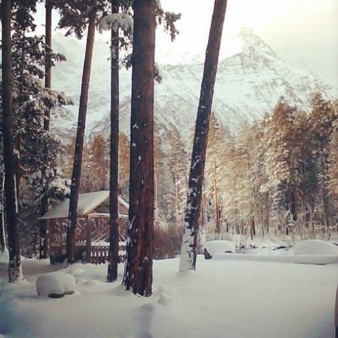 Pogostite.ru - Сосновый Бор   Терскол   гора Чегет   Сауна   #11