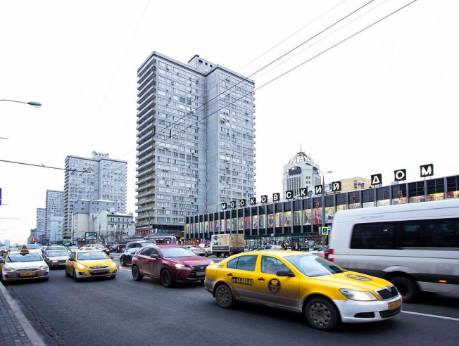 Pogostite.ru -  на Новом Арбате 10 | м. Арбатская | Пресненский парк | Wi-Fi #1