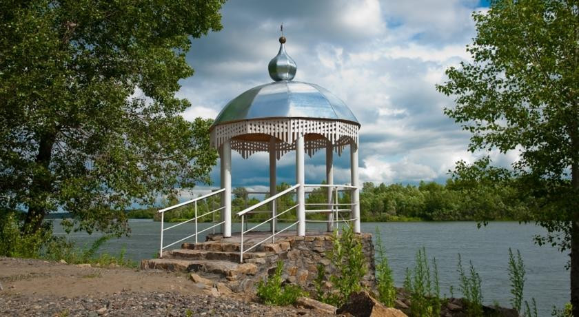 Pogostite.ru - Рассветы над Бией | пос.Стан-Бехтемир | озеро Бедариха | Сауна | #2