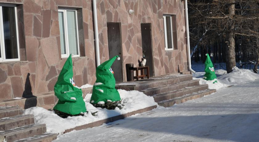 Pogostite.ru - Горный Воздух | пос. Новоабзаково | р. Малый Кизил | Сауна | #3
