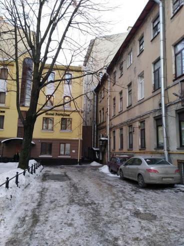 Pogostite.ru - Номера на Греческом проспекте 29 (Центральный Район) - Домашний Уют #1