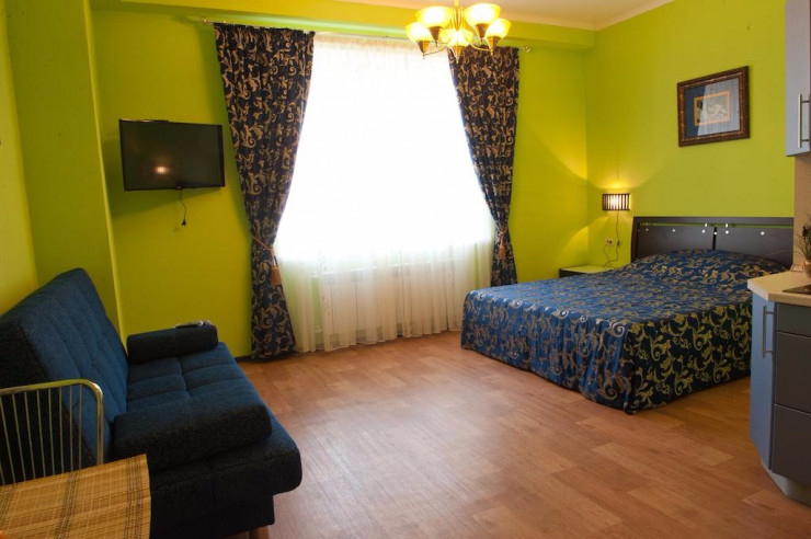 Pogostite.ru - Апарт-отель на Березовой | Поселок Зеленая поляна | озеро Банное | Сауна #19