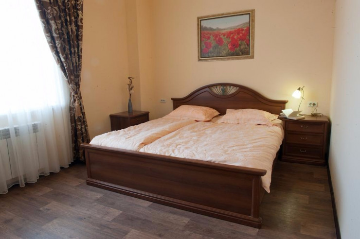 Pogostite.ru - Апарт-отель на Березовой | Поселок Зеленая поляна | озеро Банное | Сауна #9