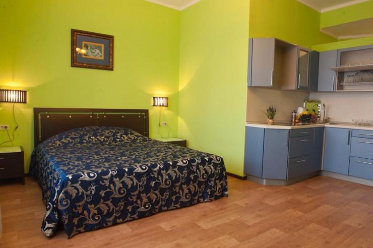 Pogostite.ru - Апарт-отель на Березовой | Поселок Зеленая поляна | озеро Банное | Сауна #18