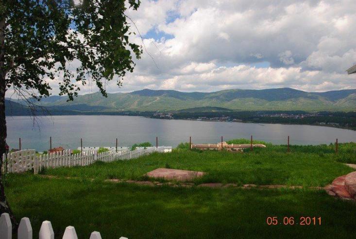Pogostite.ru - Бунгало Горная изба | Зеленая Поляна | озеро Банное | Сауна #15