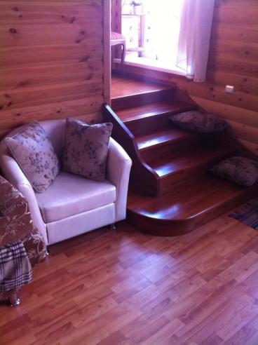 Pogostite.ru - Бунгало Горная изба | Зеленая Поляна | озеро Банное | Сауна #23