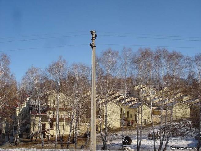 Pogostite.ru - Бунгало Горная изба | Зеленая Поляна | озеро Банное | Сауна #13