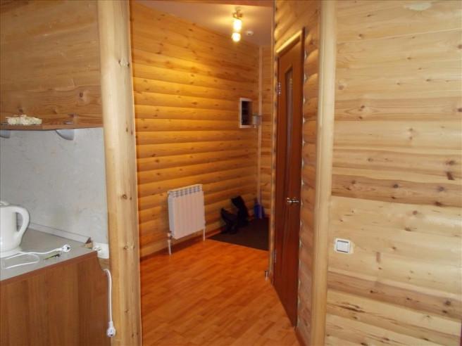 Pogostite.ru - Бунгало Горная изба | Зеленая Поляна | озеро Банное | Сауна #31