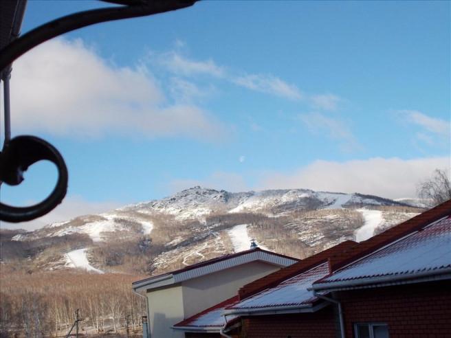 Pogostite.ru - Бунгало Горная изба | Зеленая Поляна | озеро Банное | Сауна #11