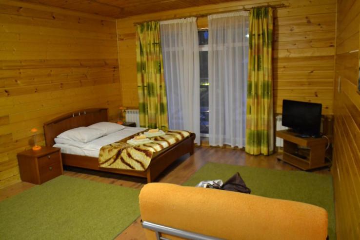 Pogostite.ru - Апартаменты Халле | Зеленая поляна | оз. Банное | Лыжный спорт | #8
