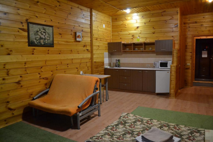 Pogostite.ru - Апартаменты Халле | Зеленая поляна | оз. Банное | Лыжный спорт | #10