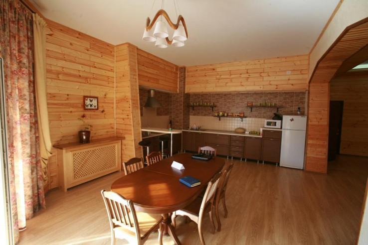 Pogostite.ru - Апартаменты Халле | Зеленая поляна | оз. Банное | Лыжный спорт | #11