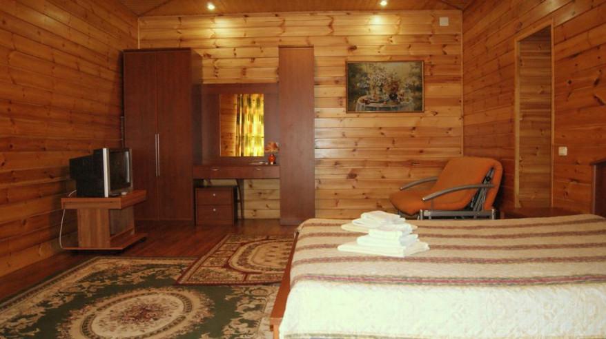 Pogostite.ru - Апартаменты Халле | Зеленая поляна | оз. Банное | Лыжный спорт | #13