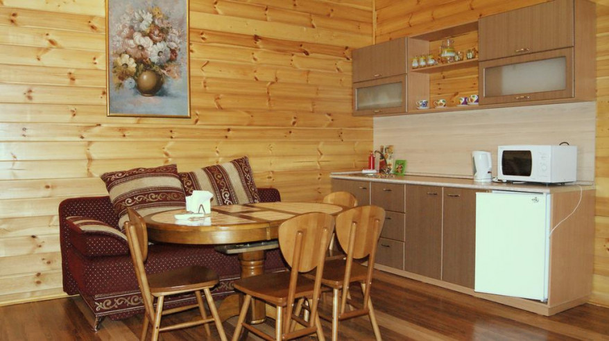 Pogostite.ru - Апартаменты Халле | Зеленая поляна | оз. Банное | Лыжный спорт | #15