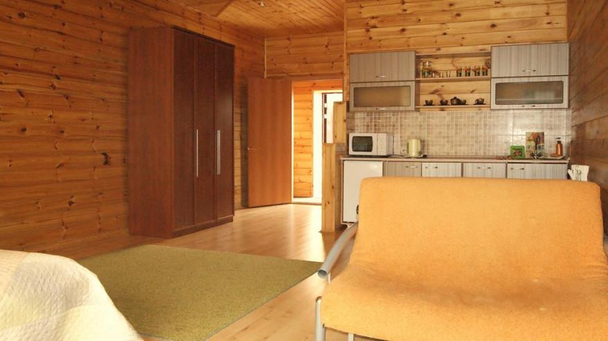 Pogostite.ru - Апартаменты Халле | Зеленая поляна | оз. Банное | Лыжный спорт | #16
