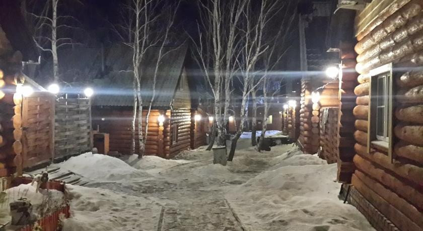 Pogostite.ru - Емеля | Зеленая Поляна | озеро Банное | Катание на лыжах #1
