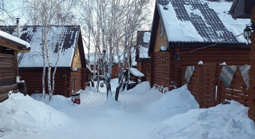 Pogostite.ru - Емеля | Зеленая Поляна | озеро Банное | Катание на лыжах #5