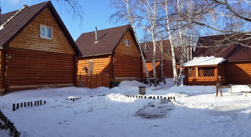 Pogostite.ru - Емеля | Зеленая Поляна | озеро Банное | Катание на лыжах #6