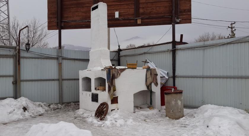 Pogostite.ru - Емеля | Зеленая Поляна | озеро Банное | Катание на лыжах #14