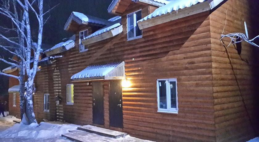 Pogostite.ru - Емеля | Зеленая Поляна | озеро Банное | Катание на лыжах #16