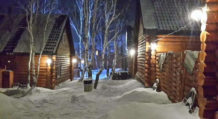 Pogostite.ru - Емеля | Зеленая Поляна | озеро Банное | Катание на лыжах #15