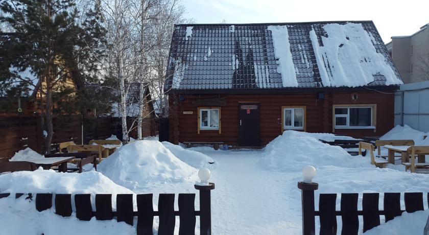 Pogostite.ru - Емеля | Зеленая Поляна | озеро Банное | Катание на лыжах #18