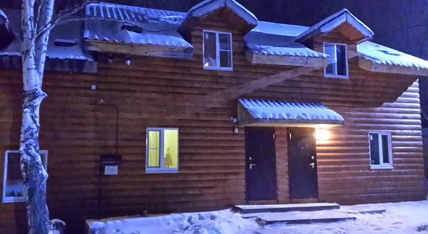 Pogostite.ru - Емеля | Зеленая Поляна | озеро Банное | Катание на лыжах #10