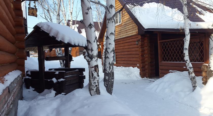 Pogostite.ru - Емеля | Зеленая Поляна | озеро Банное | Катание на лыжах #19